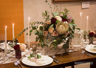 romantic-centerpiece-Mammoth-Lakes-Wedding-Expo-Cookes-Photography