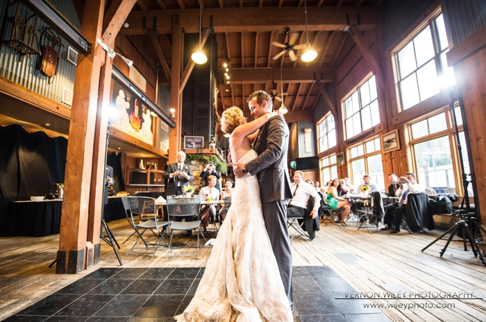 Weddings at the Mill at Mammoth Mountain